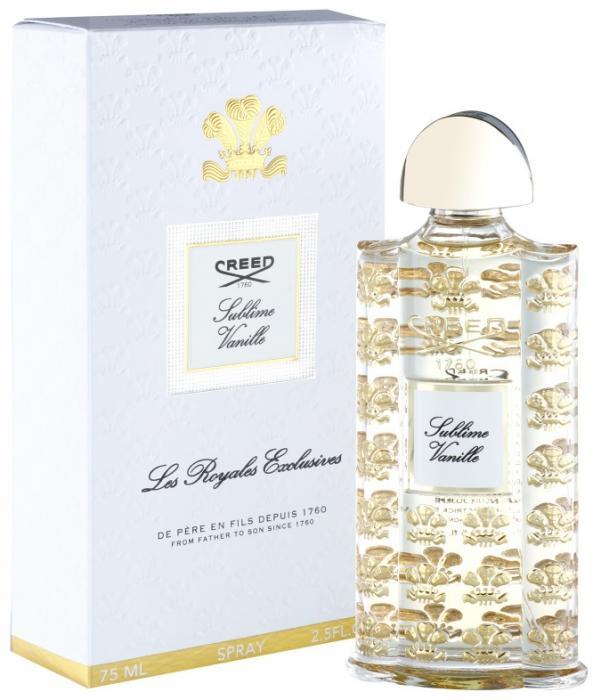 Creed Sublime Vanille купить духи отзывы и описание Sublime Vanille