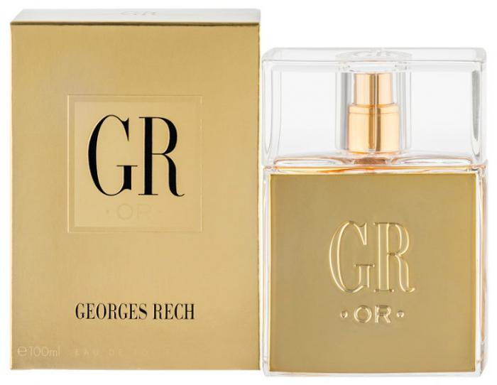 Georges Rech Or купить духи отзывы и описание Or
