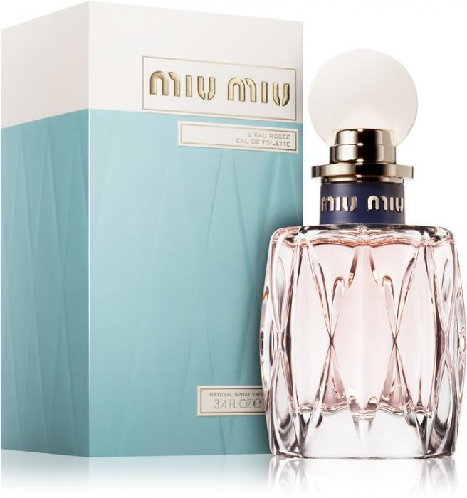 Miu Miu L eau Rosee, купить духи, отзывы и описание L eau Rosee 983a6c5461