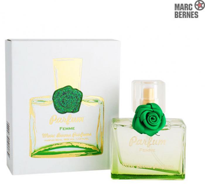 Marc Bernes Parfum Femme купить духи отзывы и описание Parfum Femme