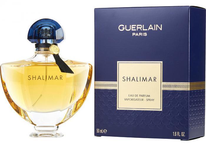Guerlain Shalimar Eau De Parfum купить духи отзывы и описание