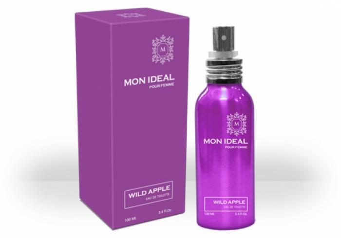 Today Parfum Mon Ideal Wild Apple купить духи отзывы и описание