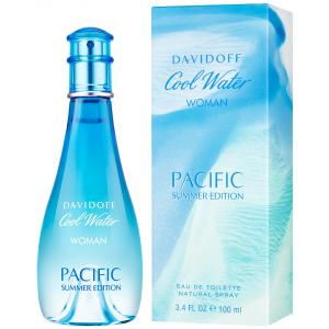 Davidoff Cool Water Pacific Summer Edition Woman