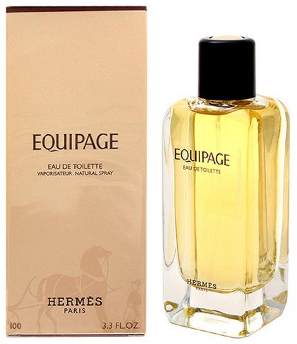 Hermes Equipage купить духи отзывы и описание Equipage