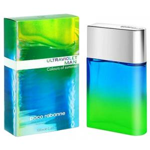 Paco Rabanne Ultraviolet Man Colours of Summer