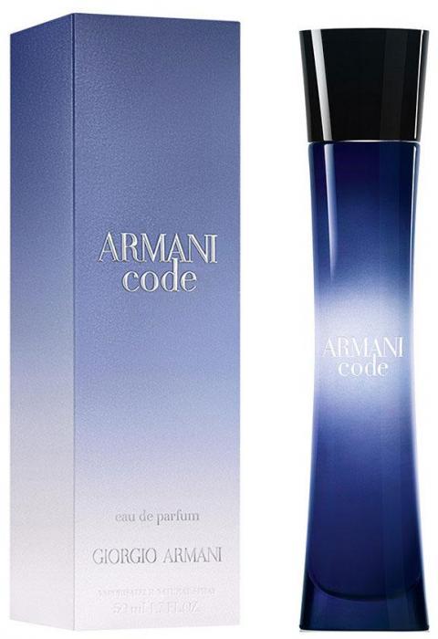 Armani Code Eau De Parfum купить духи отзывы и описание Code Eau