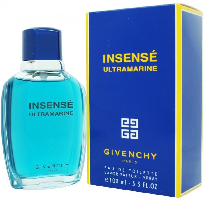 Givenchy Insense Ultramarine купить духи отзывы и описание Insense