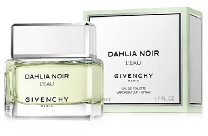 Givenchy Dahlia Noir Leau купить духи отзывы и описание Dahlia