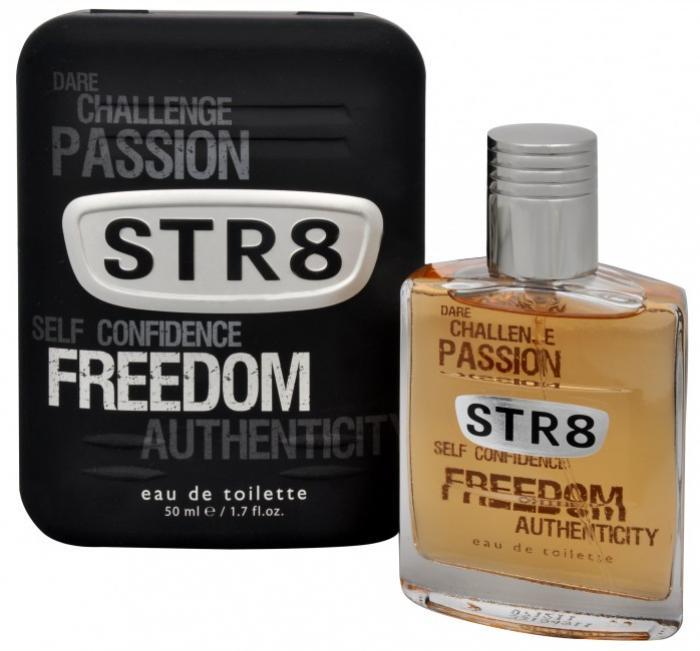 Str8 Freedom купить духи отзывы и описание Freedom