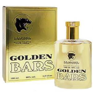 Marsel Parfumeur / Bars Golden