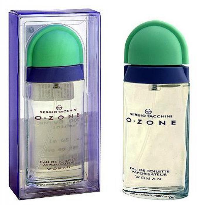 62467f2a6dcd Sergio Tacchini O-Zone Woman, купить духи, отзывы и описание O-Zone ...