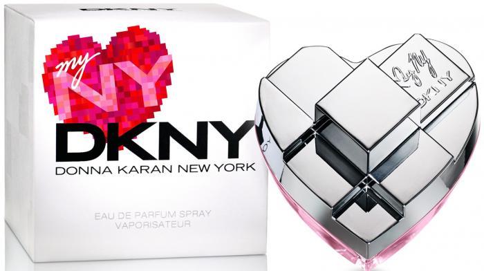 Donna Karan Dkny My Ny Eau De Parfum купить духи отзывы и описание