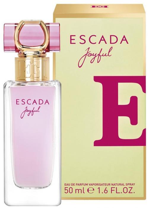 Escada Joyful Eau De Parfum купить духи отзывы и описание Joyful