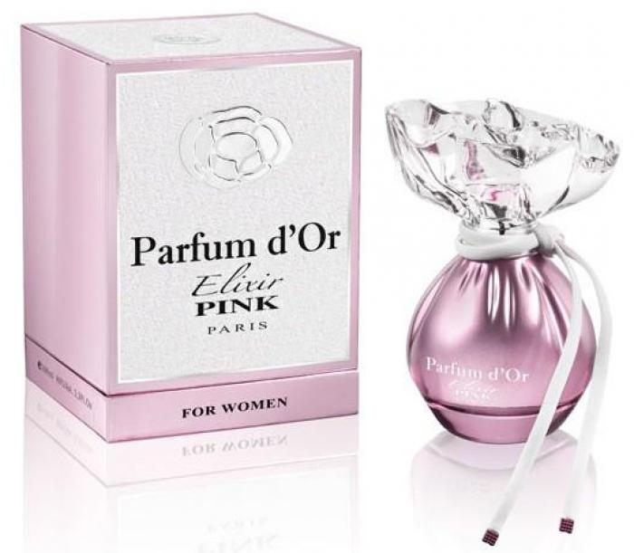 Kristel Saint Martin / Parfum d\\u0026#39;Or Elixir Pink