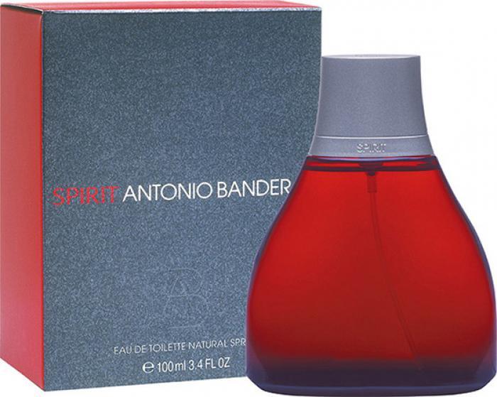 Antonio Banderas Spirit For Men купить духи отзывы и описание