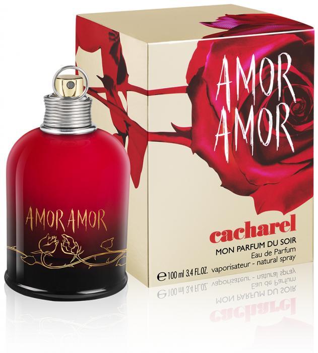 Cacharel Amor Amor Mon Parfum Du Soir купить духи отзывы и