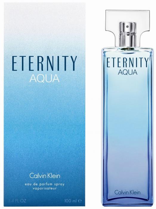 Calvin Klein Eternity Aqua купить духи отзывы и описание Eternity Aqua