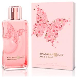 Mandarina Duck Pink is in The Air
