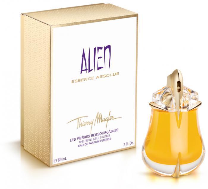 Thierry Mugler Alien Essence Absolue купить духи отзывы и описание