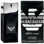 Armani Emporio Diamonds Black Carat