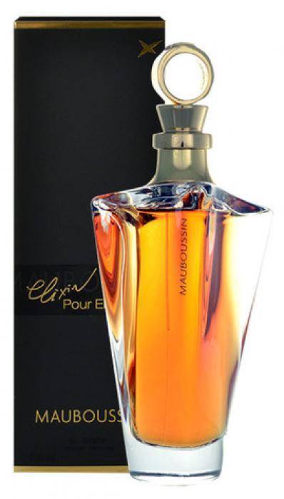 Mauboussin Elixir Pour Elle купить духи отзывы и описание Elixir