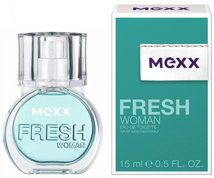 Mexx Fresh Woman купить духи отзывы и описание Fresh Woman