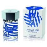 Yves Saint Laurent L'homme Libre Edition Art