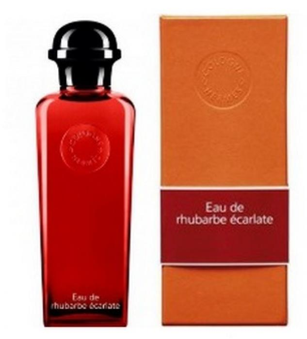 Hermes Eau De Rhubarbe Ecarlate купить духи отзывы и описание Eau