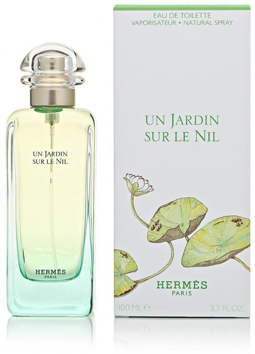 Hermes Un Jardin Sur Le Nil купить духи отзывы и описание Un
