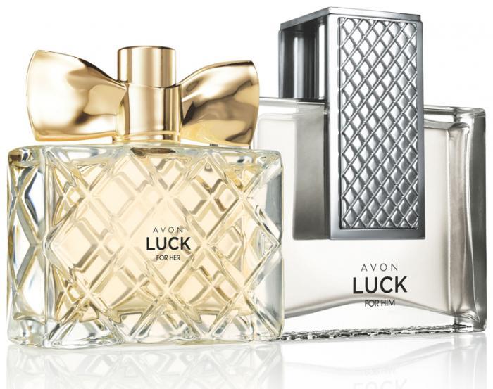 духи Luck Avon цена женские