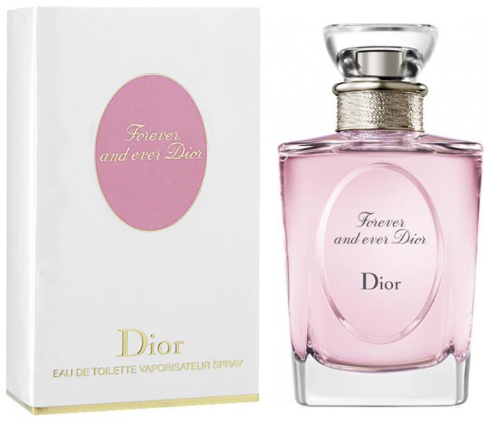 Christian Dior Forever And Ever Dior Les Creations De Monsieur Dior