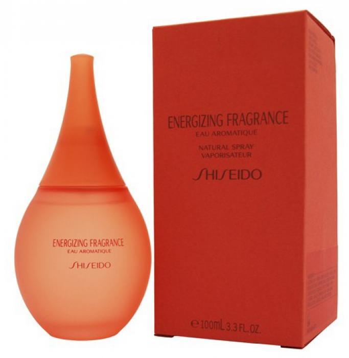 e8bc47712286 Shiseido Energizing Fragrance Eau Aromatique, купить духи, отзывы и ...
