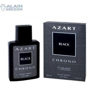Alain Aregon Azart Chrono Black