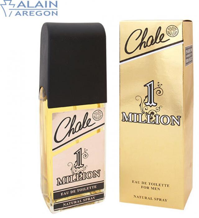 Alain Aregon Chale 1 Million купить духи отзывы и описание Chale 1