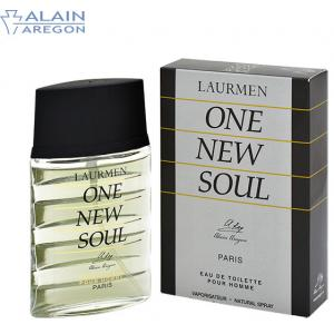 Alain Aregon Laurmen One New Soul