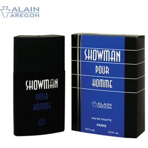 Alain Aregon Showman