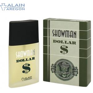 Alain Aregon / Showman Dollar