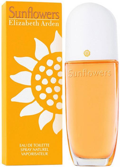Elizabeth Arden Sunflowers купить духи отзывы и описание Sunflowers
