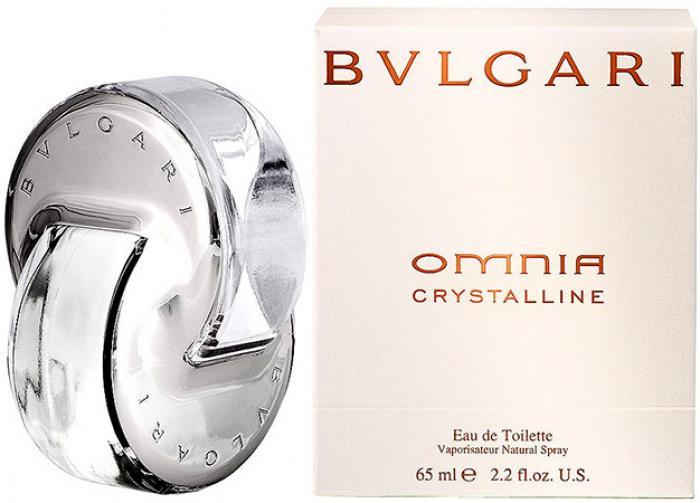 Bvlgari Omnia Crystalline Eau De Parfum купить духи отзывы и