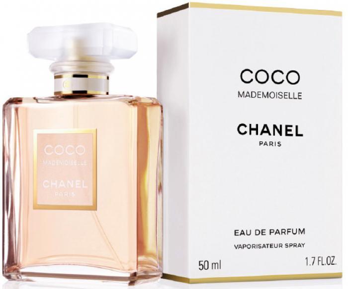 Chanel Coco Mademoiselle Eau De Toilette купить духи отзывы и