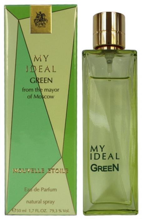 Новая Заря Мой Идеал Green, купить духи, отзывы и описание ... Новая Заря Мыло